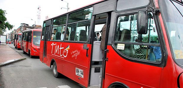 Nuevas tarifas para buses en Armenia