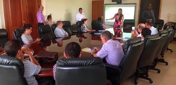Alcaldes ratifican participación en el programa presupuesto participativo de Risaralda