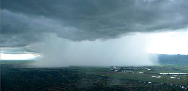 Temporada de lluvias en el Valle tendrá su pico más alto a finales de octubre