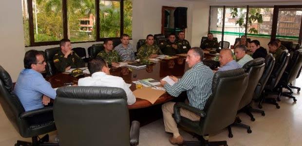 $1.300 millones adicionales para la seguridad en Risaralda