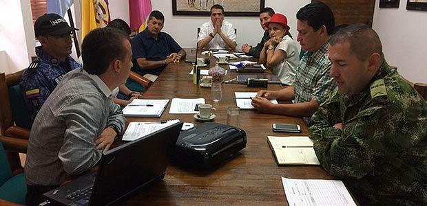 Autoridades de Cartago adoptan medidas que permitan retomar tranquilidad en Bellavista