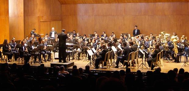 Banda departamental de bellas artes recorre el Valle con conciertos pedagógicos