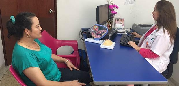 En octubre se realizará campaña de sensibilización sobre el cáncer de mama en Pereira