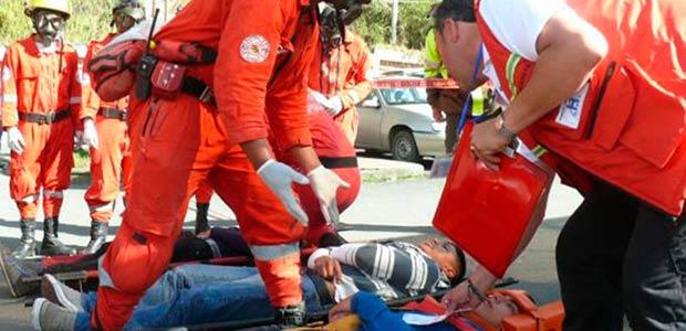 Con dos actividades Cartago participará del 5º simulacro nacional de respuesta a emergencias