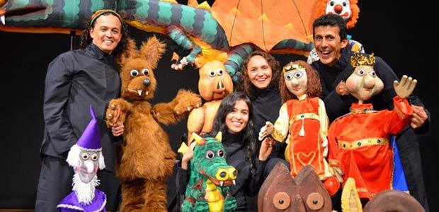 Eventos culturales de títeres y concierto musical para los cartagüeños