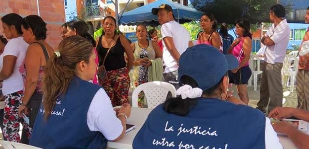 Cartagüeños podrán resolver problemas por las buenas, sin abogados y gratis