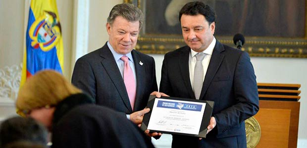 Presidente exaltó programa de la administración municipal de Armenia
