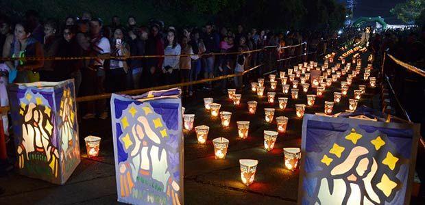 Armenia un espectáculo en navidad