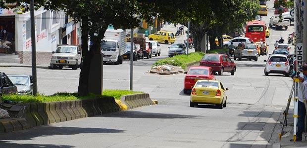 En 8 meses estará lista la nueva calle 21 de Armenia
