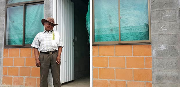 Otras dos familias risaraldenses cumplieron su sueño de tener casa propia