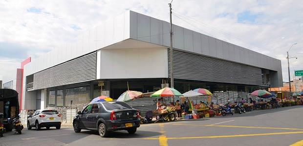 Segunda etapa del Centro comercial Armenia