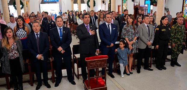 Gobernador del Quindío celebró con salentinos 175 años de creación del municipio