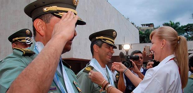 Nuevos Comandantes de Policía en el Valle, comprometidos con la reducción de la criminalidad
