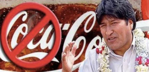 Photo of Bolivia expulsa a Coca-Cola y a McDonald's 'en sintonía' con el calendario maya