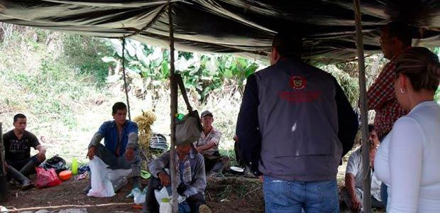 Familias víctimas del conflicto en Cartago se beneficiarían con proyecto