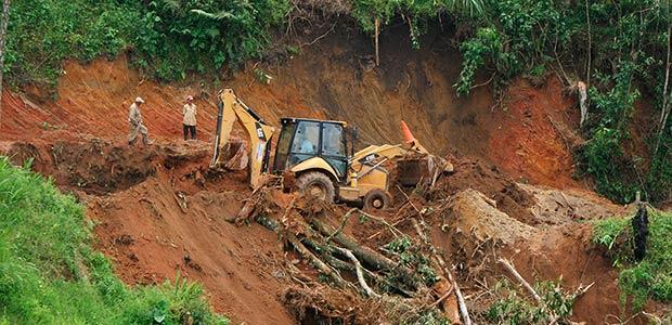 Autoridades del Quindío se articulan para atender emergencias ocasionadas por las lluvias