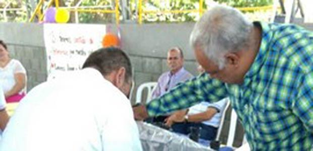 Sede educativa de Cartago recibió dotación por gestión ante la empresa privada