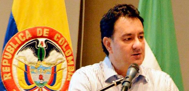 Ante delegados del gobierno nacional, Alcalde alertó sobre crisis ambiental que vive Armenia