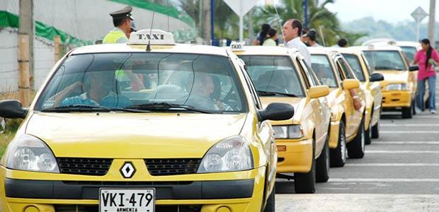 La carrera mínima en taxi en Armenia quedó en $4.200