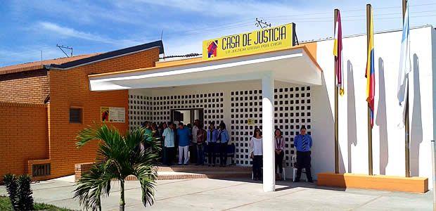 Casa de justicia de Cartago, un ejemplo para para mostrar en el Valle y en Colombia