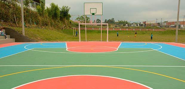 Gobierno del Quindío invirtió $4.600 millones en escenarios deportivos e infraestructura educativa