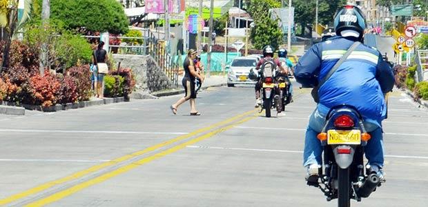 En Armenia restricción de circulación de motos defiende la vida y la tranquilidad