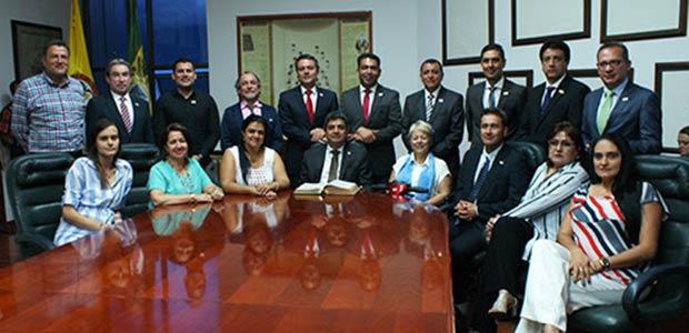 Gobernador del Quindío aceptó renuncia de cinco secretarios y un asesor