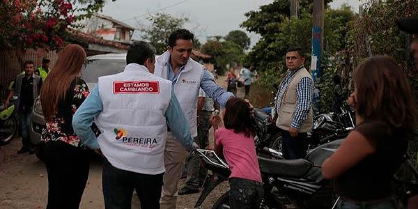 Secretaría de salud de Pereira realiza fuerte intervención en Puerto Caldas