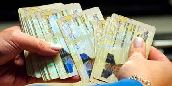 Registraduría nacional devolverá cédulas de ciudadanía  y tarjetas de identidad que no hayan sido reclamadas