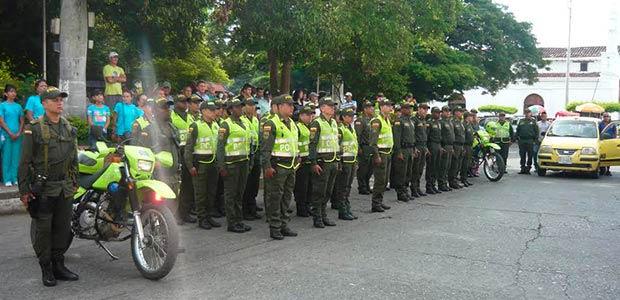 VII distrito de policía revela plan de seguridad para Semana Santa en Cartago
