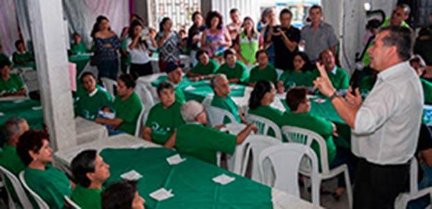 Programa alimentación social beneficia 4.780 adultos mayores y madres gestantes en Risaralda