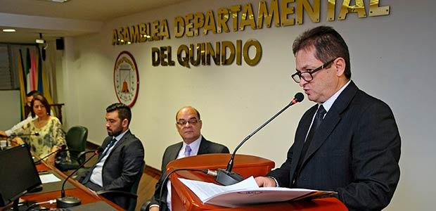 Comité de libertad religiosa y actualización del Código de rentas del Quindío: aprobadas