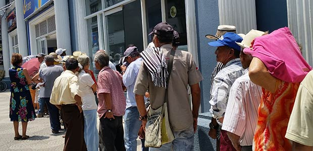 Beneficiarios del programa de subsidio al aporte en pensión deben reclamar talonario de pago