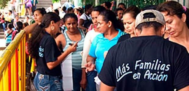 """Implementan en Cartago cambios operativos en el programa """"Más familias en acción"""""""