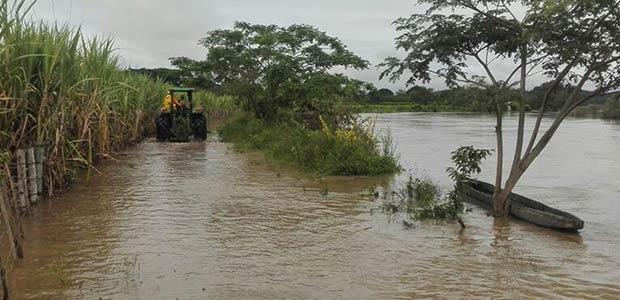 Temporada de lluvias en el Valle deja 28 municipios con emergencias y afectaciones
