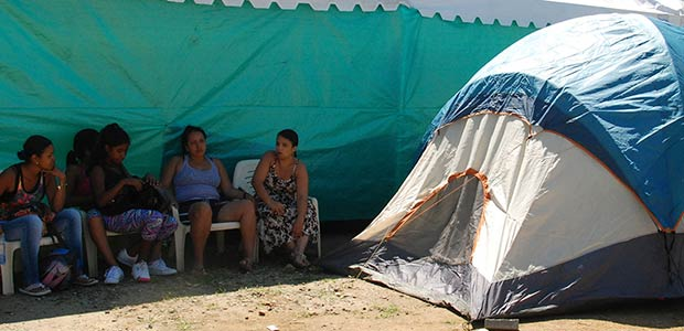 Gobierno del Valle realizará jornadas en albergues de damnificados por el invierno