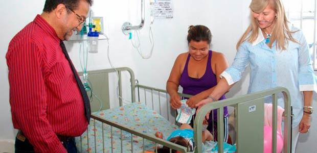 Hospital Tomas Uribe Uribe de Tuluá reabrió unidad de cuidados intensivos