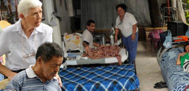 """""""Revolcón"""" en el Buen samaritano para mejorar atención de abuelitos de Clarita"""