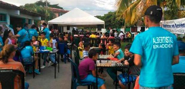 En la comuna uno, Albertistas en acción realizará novena jornada cívico-cultural