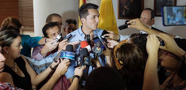 Alcalde Juan Pablo Gallo Maya recuperó recursos prestados al municipio de Cartago