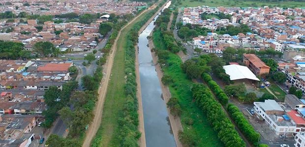 $69.000 millones invierte la CVC para recuperar el jarillón del río Cauca