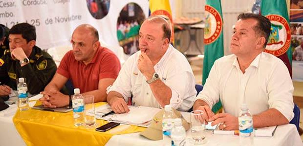 Seguridad de Dosquebradas y Santa Rosa de Cabal serán analizadas en consejo de seguridad ministerial