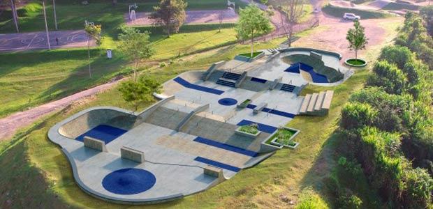 Kate Park en el Bosque popular El Prado, otra realidad en el gobierno de las oportunidades