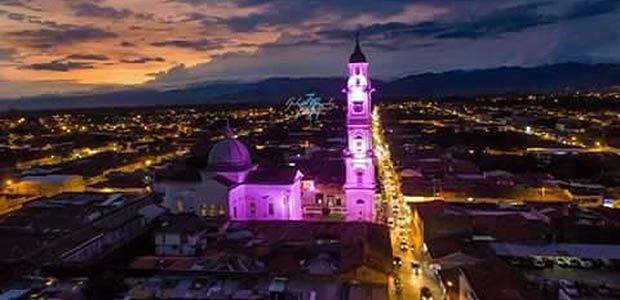 Por un año más, Diselecsa continuará iluminando las noches de Cartago