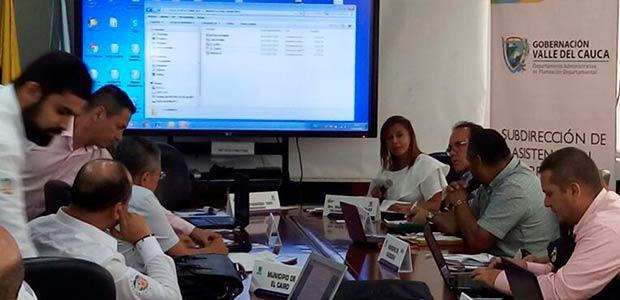 En Ocad municipal se aprobaron proyectos de regalías para el Norte y centro del Valle