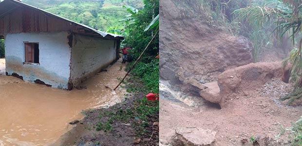 Veintitrés municipios del Valle del Cauca reportan afectaciones por temporada de lluvias