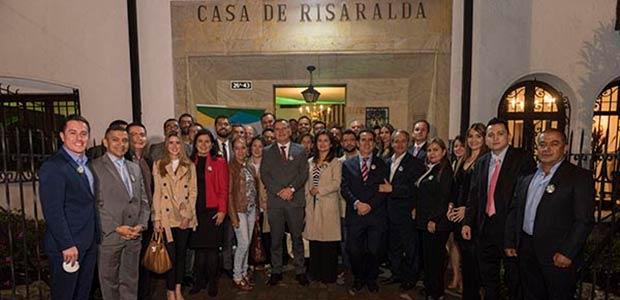 Reapertura de la Casa de Risaralda en Bogotá