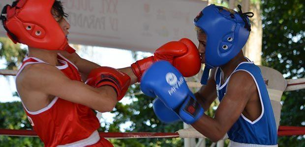 Zaragoza le dijo adiós al campeonato junior de boxeo