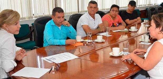 Mesa de víctimas destaca apoyo del gobierno del Valle a esta población