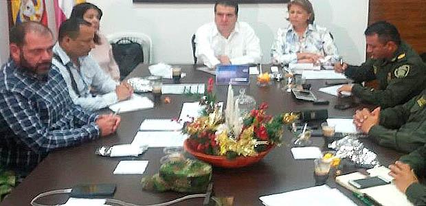 En Consejo de seguridad departamental se descarta feminicidios en Cartago